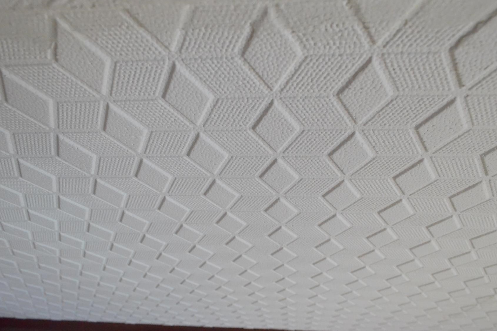 Diamond Pattern Ceiling Tiles